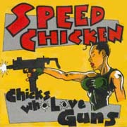 Chicks who love guns
