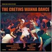 The Cretins wanna dance LP